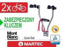 Bagażnik rowerowy MONT BLANC Quick Ball